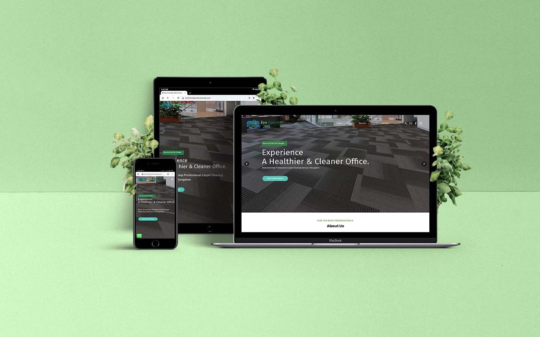 Eco-friendly-Website