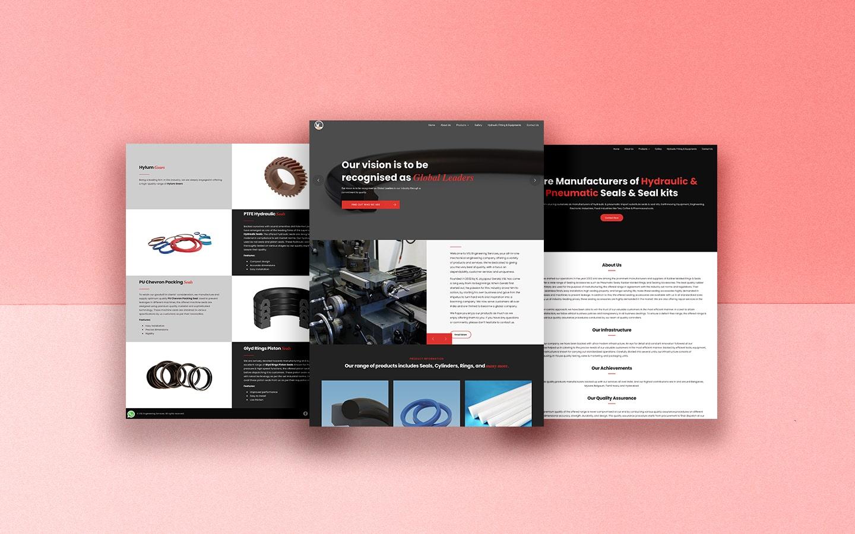 - VSL Design Mockup
